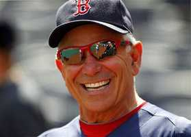 """May 23: Bobby Valentine reveals to the media an argument backup catcher Kelly Shoppach had with him. Before a game in Baltimore, Shoppach complained to Valentine about his playing time. Valentine shared the news with reporters. """"He left angry. And I like playing him when he's angry, I guess."""""""