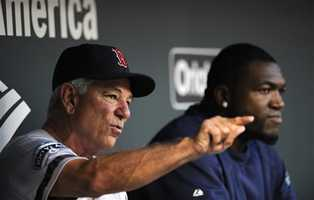 July 16: more bad injury news for the Red Sox, as David Ortiz is put on the DL with an Achilles injury. He would play one more game the entire season. Despite a season filled with turmoil already, the Red Sox remained two games over .500 and within reach of first place in the AL East.