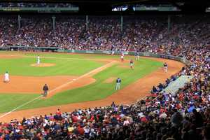"""May 4: Boston Globe investigates Fenway Park's """"sellout streak"""" and reveals it to be a """"distribution streak"""" in which not every seat is sold."""