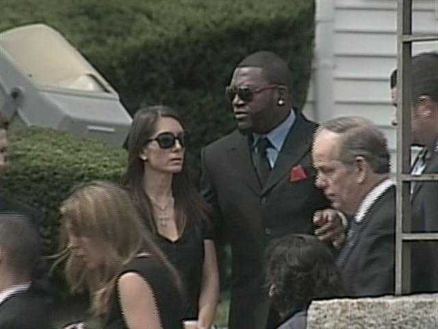 Only four members of the Boston Red Sox attended legendary player/coach/manager Johnny Pesky's funeral in Boston, after a late-night Sunday night game in New York City.
