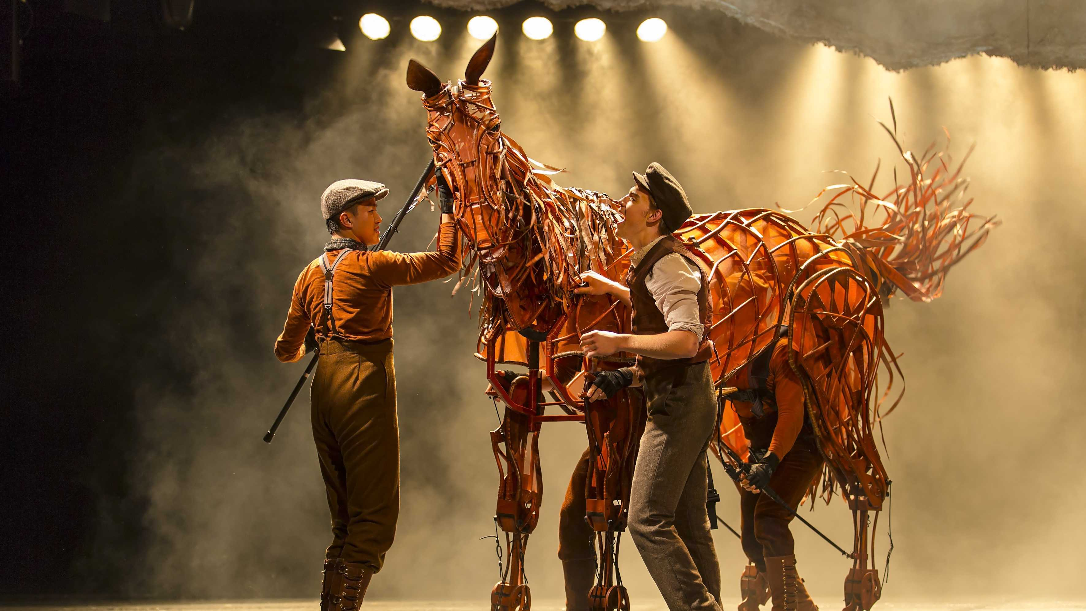 War Horse Scene