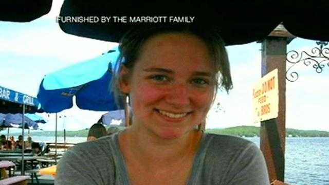 UNH student Lizzi Marriott, 19, first went missing in October 2012. Her last cell phone signal was picked up at around 10:10 p.m. on Oct. 9 in Dover, where she was headed to meet up with friends.