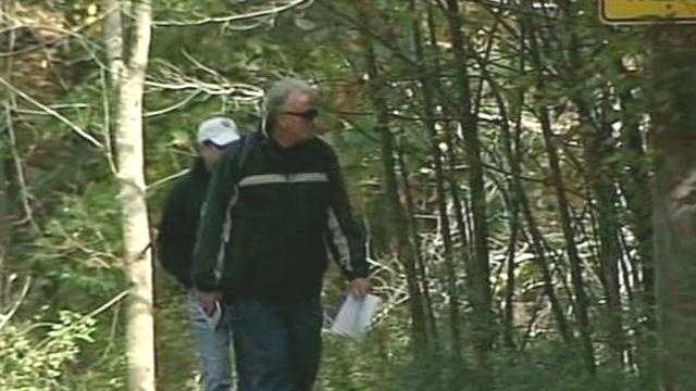 On Oct. 11, police began searching the area near Peirce Island in Portsmouth for Marriott's body, which has never been found.