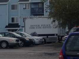 Investigators believe that Mazzaglia committed the crime at his apartment in Dover.