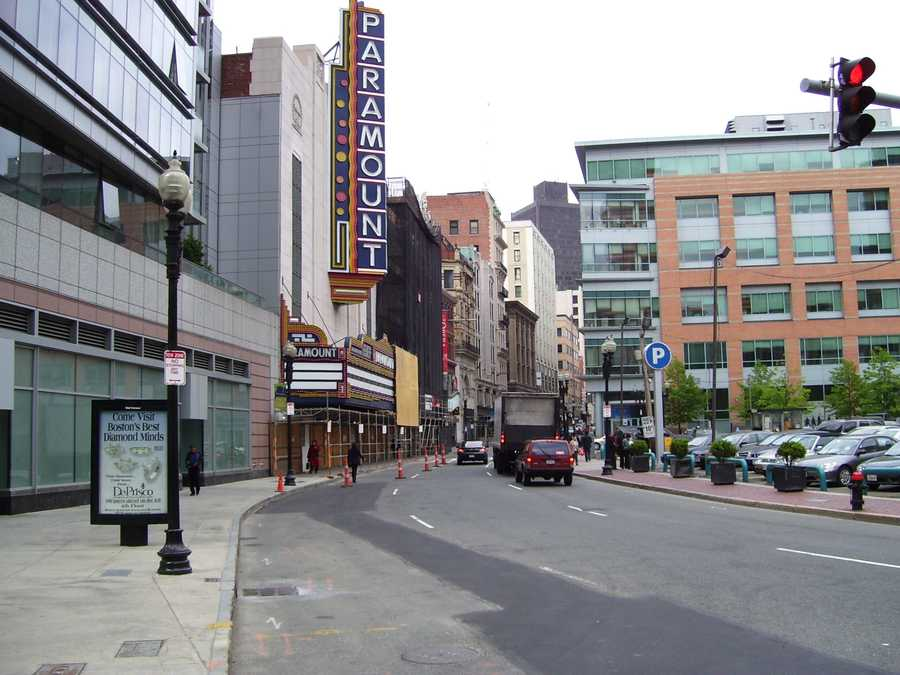 The W in the Theater District and Hotel Commonwealth came in second and third with 12% and 11%, respectively.