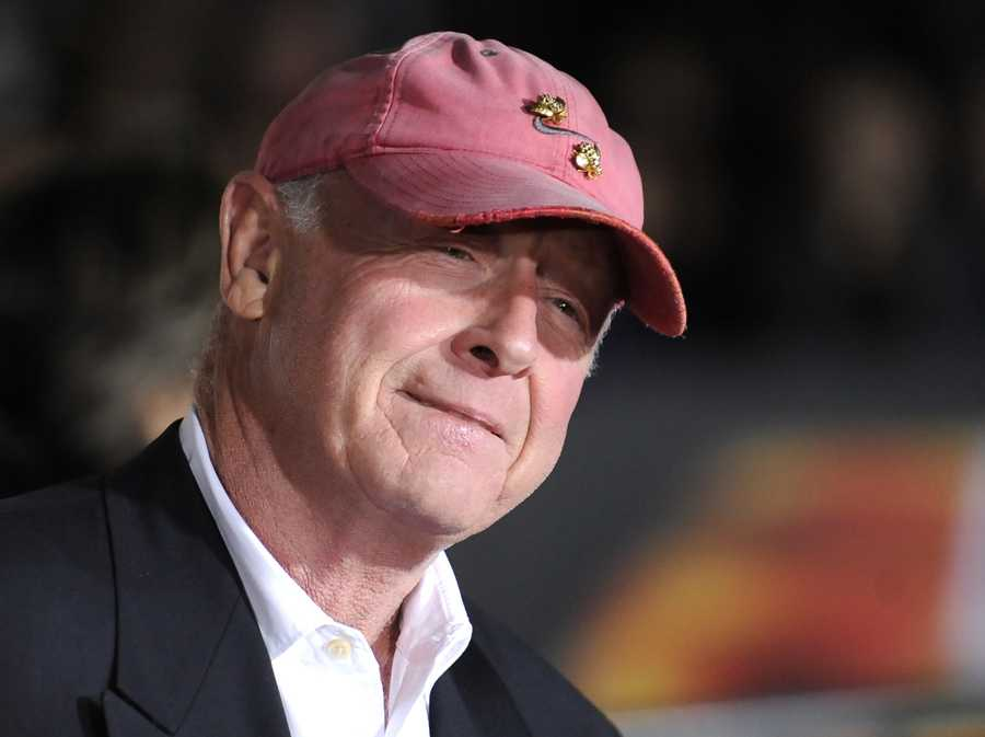 Director Tony Scott was known for such films as Top Gun, Crimson Tide and Enemy of the State. On August 19, 2012, Scott jumped from the Vincent Thomas Bridge is Los Angeles. Anote was left at his office for his family.