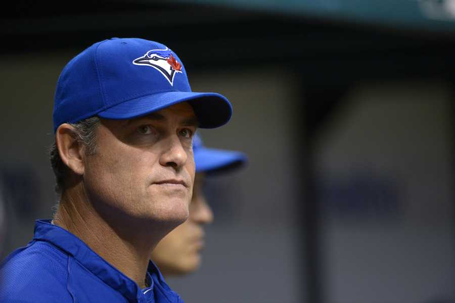 Farrell spent the past two seasons as Toronto's manager, compiling a 154-170 record.