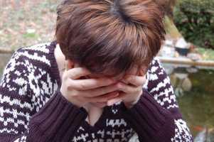 3) If you are feeling agitated