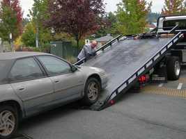 6.) Roadside assistance.