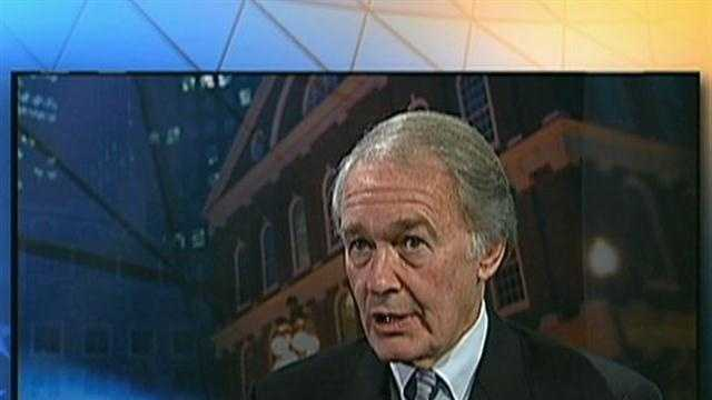 In His Own Words: Ed Markey