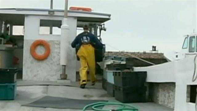 Fisherman, boaters prep ahead Sandy