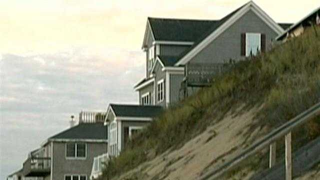 Bay State residents are bracing for a storm named Sandy.