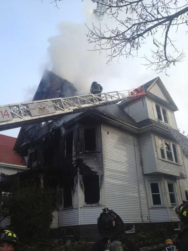 Fire officials said the blaze caused $650,000 in damage.