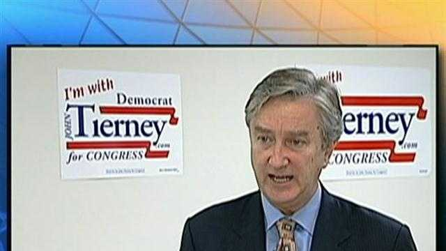 In his own words, John Tierney, the Democratic candidate for the 6th Congressional District, gives his thoughts on the Massachusetts ballot issues.