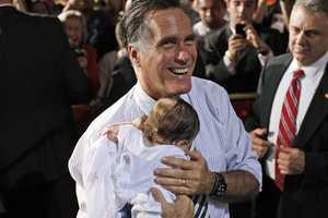 "#2 Democrat ""false"" claim about Mitt Romney, according to Politifact.com"