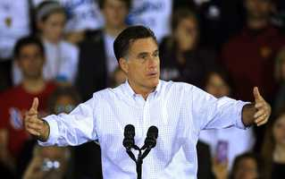 """Romney """"likes to fire people"""" -- In their effort to portray Romney as a heartless capitalist, Democrats have used the attack line that he has said he """"likes to fire people."""" Delaware Gov. Jack Markell used it at the Democratic National Convention, saying that is Romney's approach for jobless workers."""
