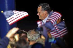 "#1 Democrat ""false"" claim about Mitt Romney, according to Politifact.com"