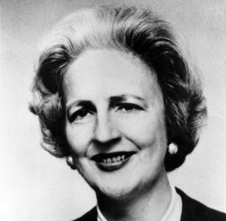 Letitia Baldrige was the White House social secretary during the Kennedy administration who came to be regarded as an authority on etiquette. (February 9, 1926 – October 29, 2012)