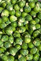 5.) Brussels sprouts