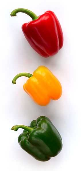 21.) Peppers