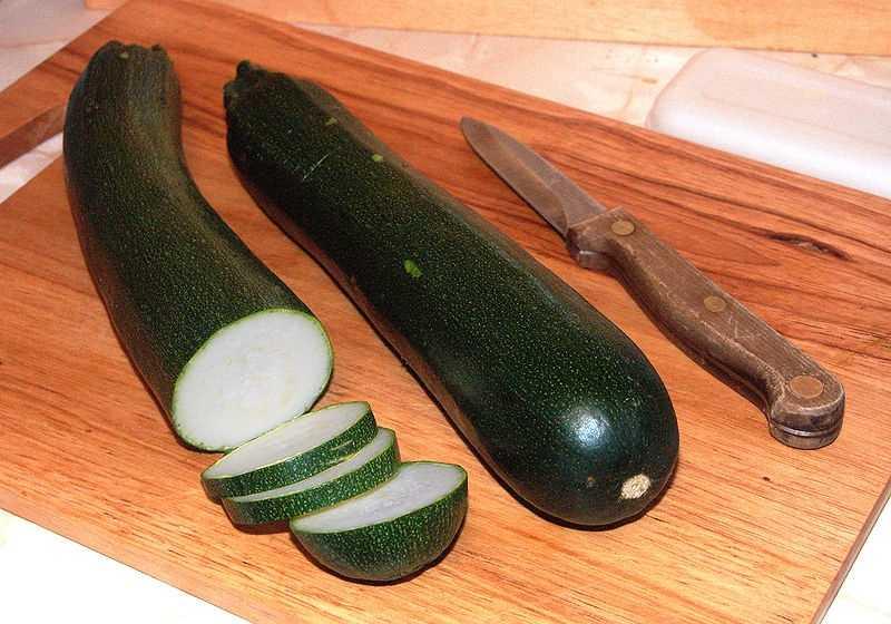 16.) Zucchini
