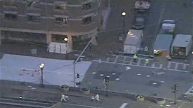 Hazmat in Boston