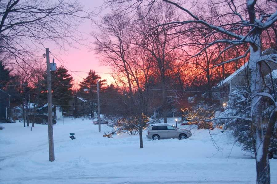 Mansfield got 3.8 inches of snow according to the National Weather Service.(All photos are of the location referenced, but for illustrative purposes and not necessarily from the Nov. 7 storm)