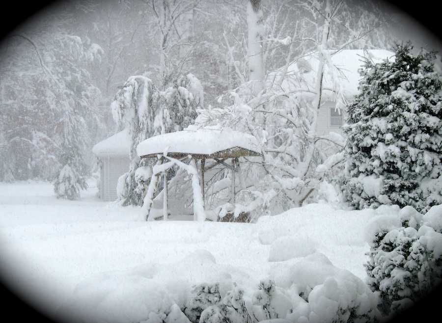 Walpole got 4.0 inches of snow according to the National Weather Service.(All photos are of the location referenced, but for illustrative purposes and not necessarily from the Nov. 7 storm)