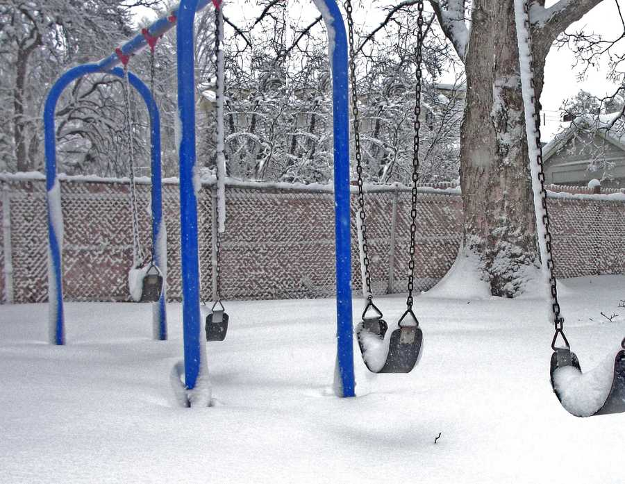 North Attleboro got 5.0 inches of snow according to the National Weather Service.(All photos are of the location referenced, but for illustrative purposes and not necessarily from the Nov. 7 storm)