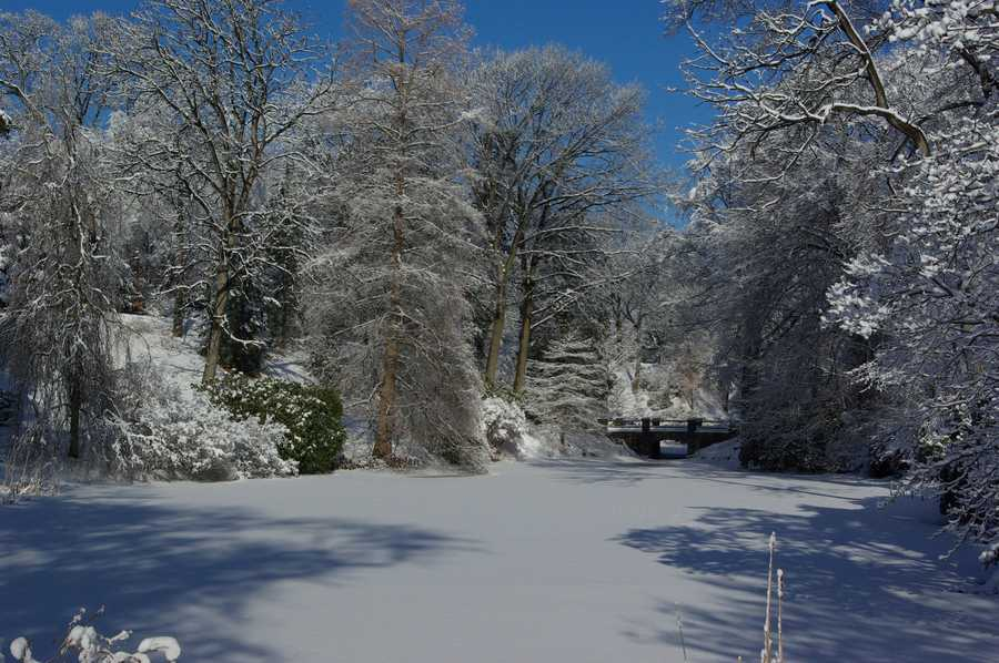 Auburn got 2.0 inches of snow according to the National Weather Service.(All photos are of the location referenced, but for illustrative purposes and not necessarily from the Nov. 7 storm)