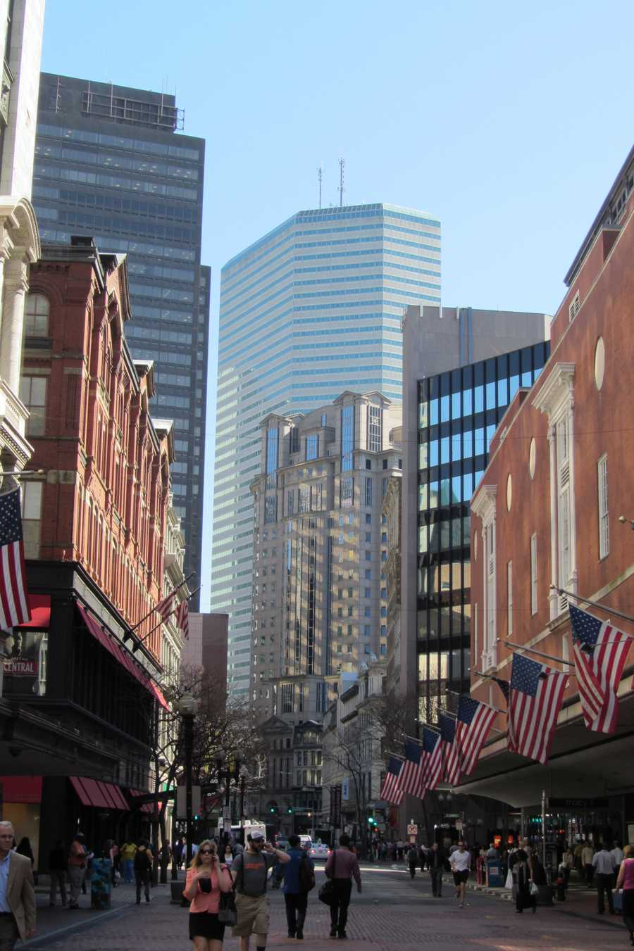 Downtown Crossing today