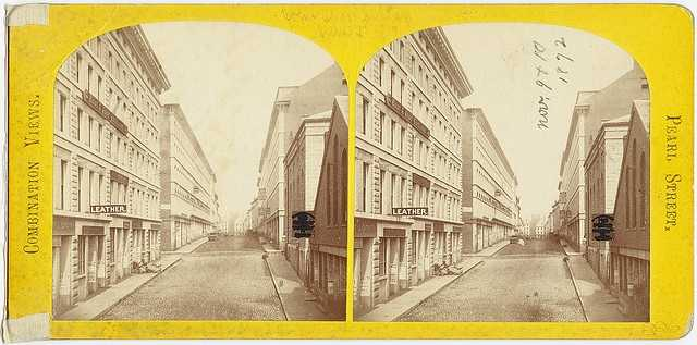 This is Pearl Street before