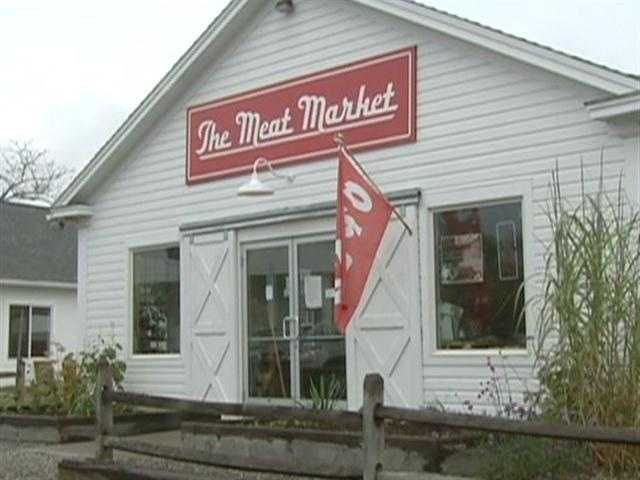 Since the opening of this meat market, more than $250,000 has gone to area farmers.