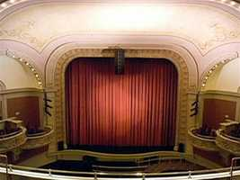 The Mahaiwe Theater is still a vibrant part of this Berkshire community.