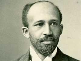 Dr. Du Bois was the first black Ph.D. graduate from Harvard University.