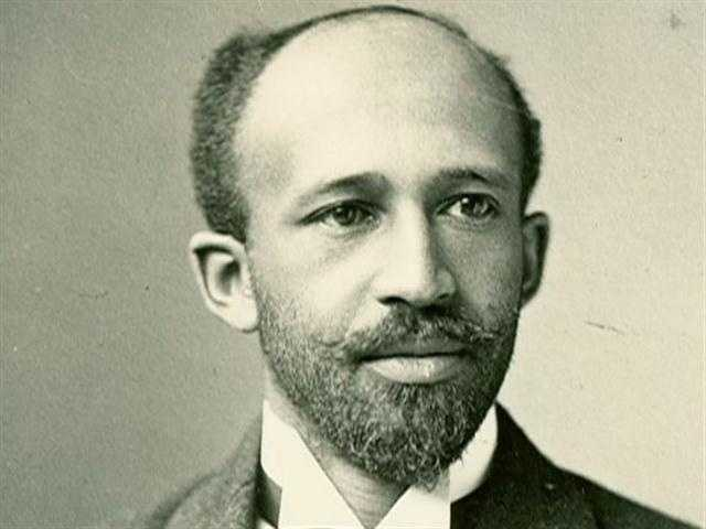 Dr. Du Bois was the first black Ph.D. graduate from Harvard University.