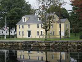 #53. - Medfield had an SIR of 129 in 2004-2008 according to data from the Massachusetts Department of Public Health.