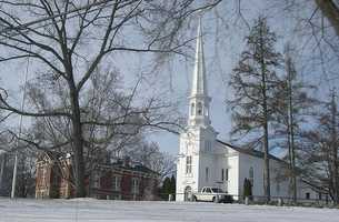 #83. - Southborough had an SIR of 121.0 in 2004-2008 according to data from the Massachusetts Department of Public Health.