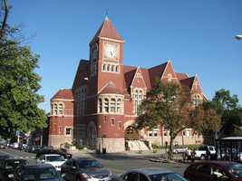 19.) Amherst. There were 20 rapes or .56 per 1,000 residents.
