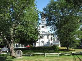 #64. - East Bridgewater had an SIR of 126.4 in 2004-2008 according to data from the Massachusetts Department of Public Health.
