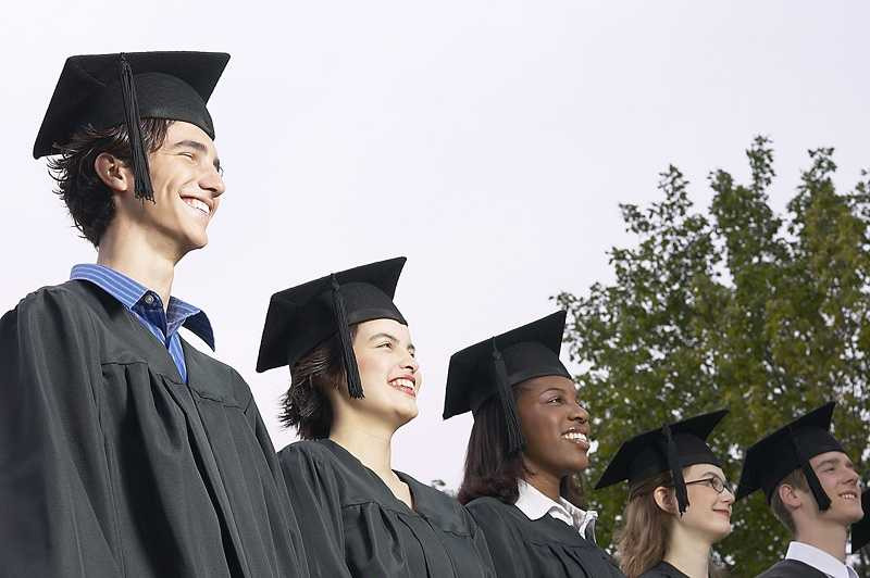 Those with their high school diplomas ranked fifth ($18.98)