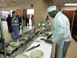 Many workplaces are inadequate in providing workers with the appropriate amount of equipment and space to eat meals, influencing workers' diet.