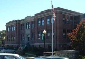 #49. - Mansfield had an SIR of 135.9 in 2004-2008 according to data from the Massachusetts Department of Public Health.