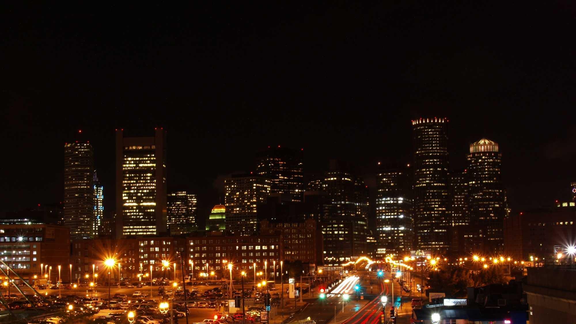 Boston at Night - Good Still