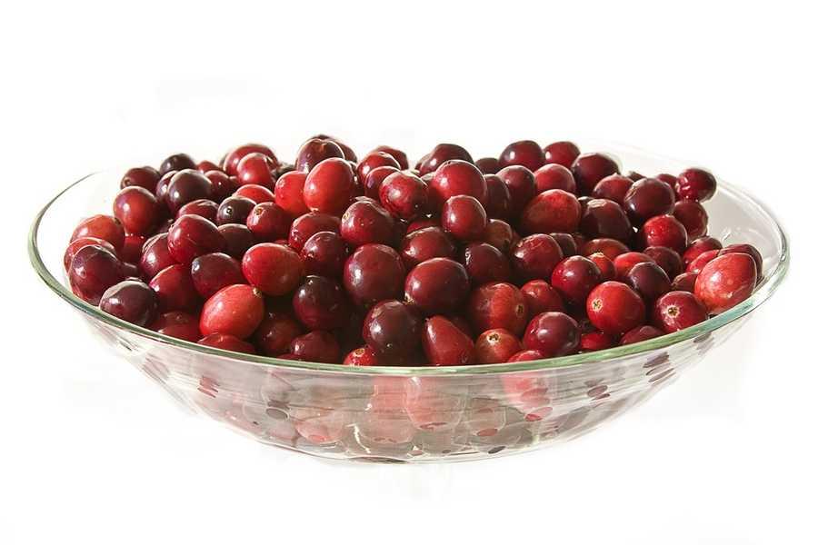 2.'B' is for berries...cranberries