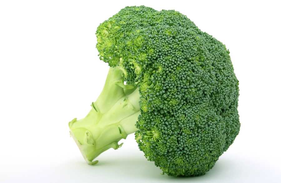 Kennedy points out that people who have diets rich in these vegetables have been found to have lower incidences of lung, prostate, and stomach cancer