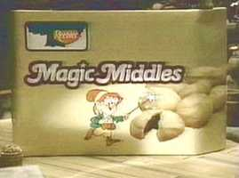 Keebler's Magic Middles stopped production in the 1990s