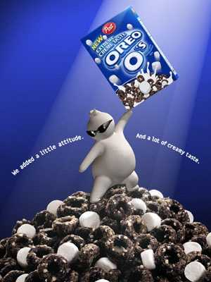 The Oreo's cereal was not longer available in the United States as of 2007.