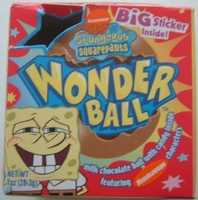 Nestle ended production of Wonder Ball in 2004