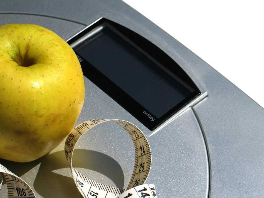 The Department of Public Health keeps data on the percentage of overweight and obese students in each school district.